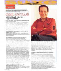 Suxe Dergi Röportajı