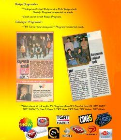 Radyo ve Televizyon Haberleri